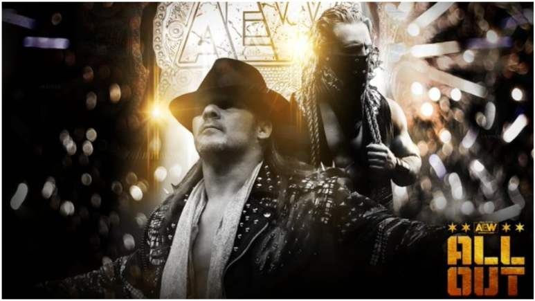 Who won the AEW world championship at AEW All Out