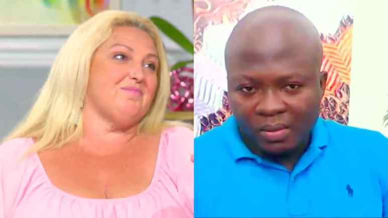 Angela Deem and Michael Ilesanmi on 90 Day Fiance: Before the 90 Days