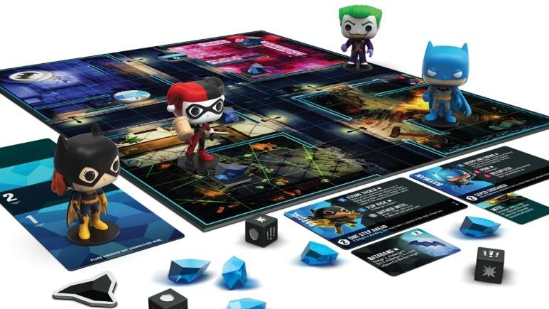 Batman Funkoverse game