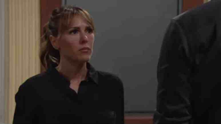Chloe on The Young and the Restless.