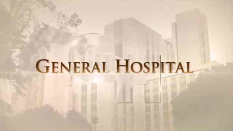 General Hospital opening.