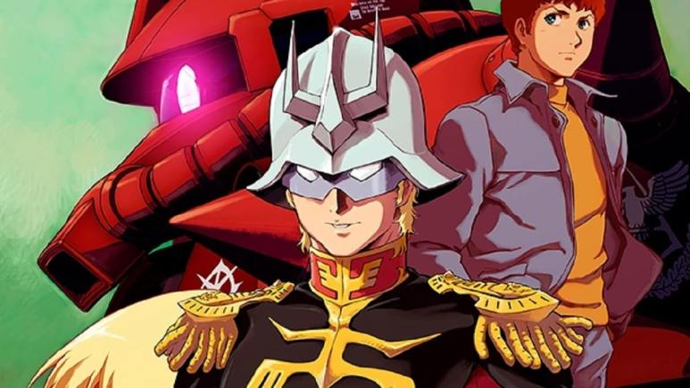 Gundam: The Origin - Advent of the Red Comet added to FunimationNow streaming service