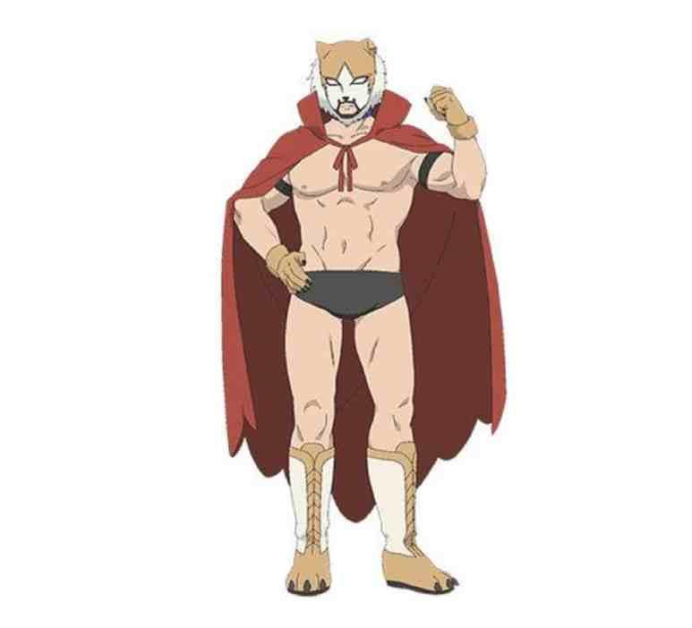 Katsuyuki Konishi voices Genzō Shibata/Kemona Mask. Photo cred: Manga.Tokyo