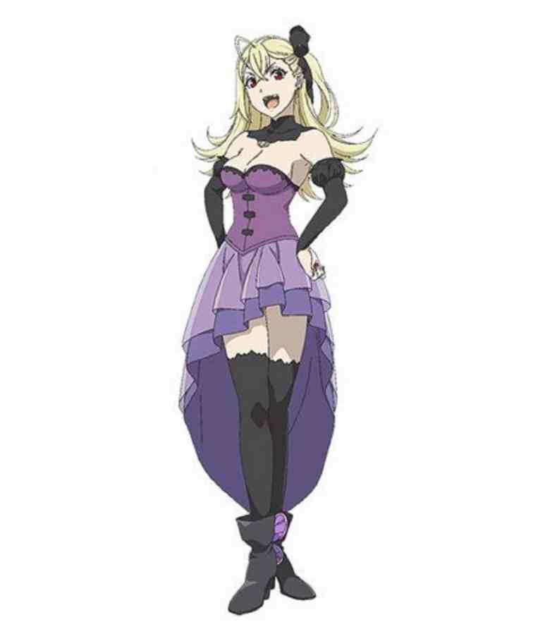 Arisa Sakuraba voices Carmilla. Photo cred: Manga.Tokyo
