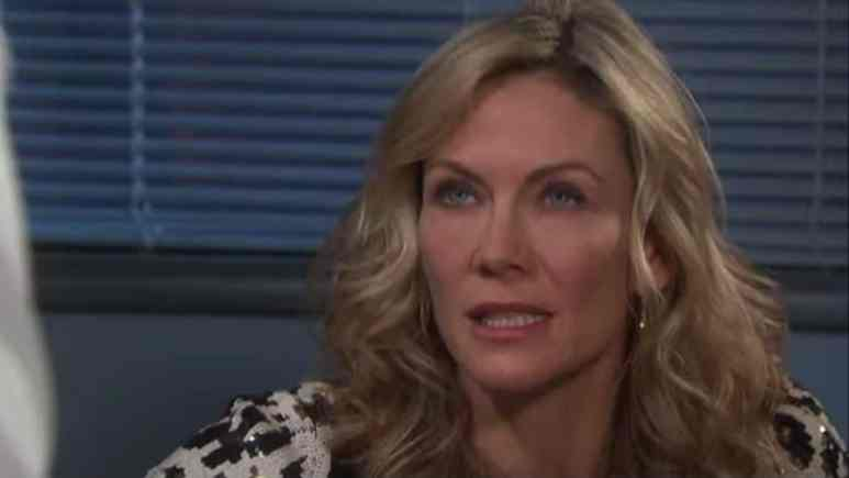 Stacy Haiduk as Kristen on Days of our Lives.