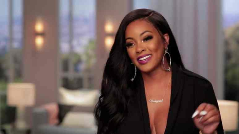Malaysia Pargo on Basketball Wives