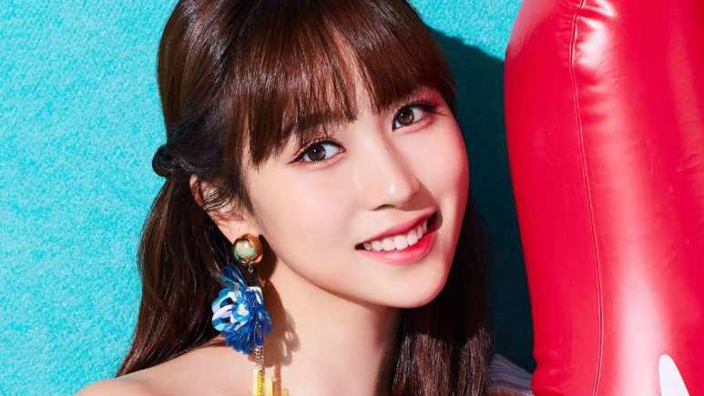 Mina of Twice