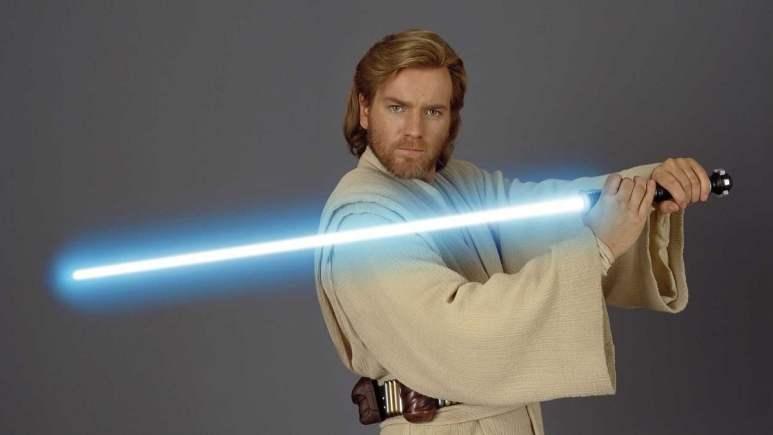 Ewan McGregor as Obi-Wan Kenobi. Pic credit: Lucasfilm Ltd. & TM