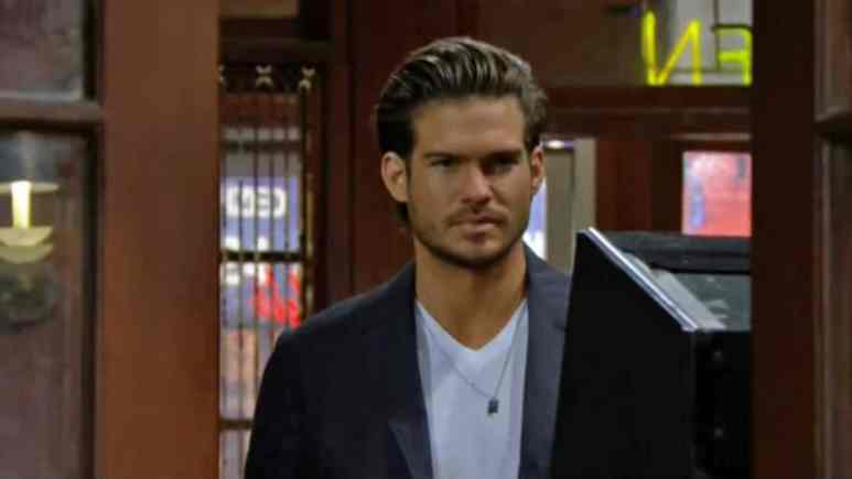 Tyler Johnson as Theo on The Young and the Restless.