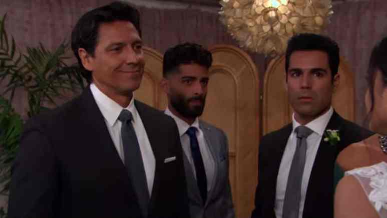 The Rosales family on The Young and the Restless.