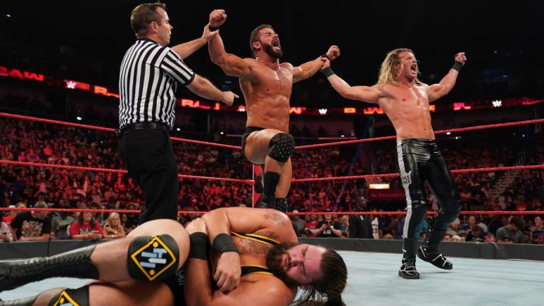 The real reason WWE teamed up Bobby Roode and Dolph Ziggler on Monday Night Raw