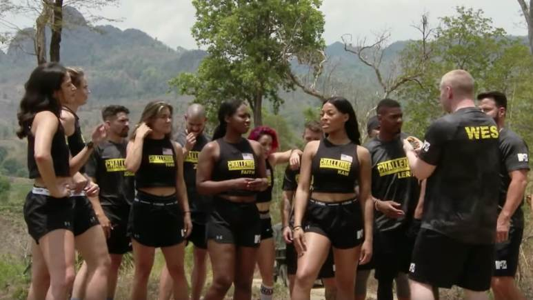 team usa assembles for mtv the challenge war of the worlds 2