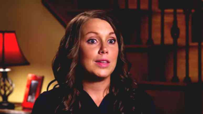 Anna Duggar during Counting On special.