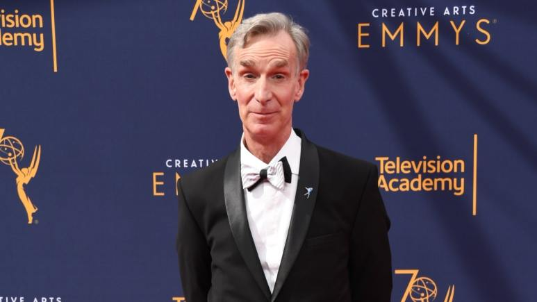 Bill Nye. 2018 Creative Arts Emmys Awards