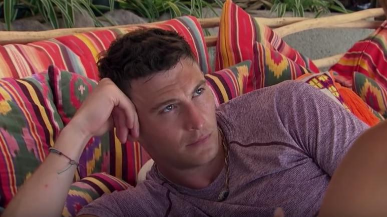 Blake Horstmann on Bachelor In Paradise