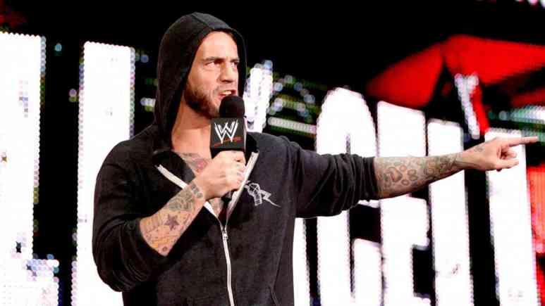 CM Punk reportedly in discussions to return to WWE television