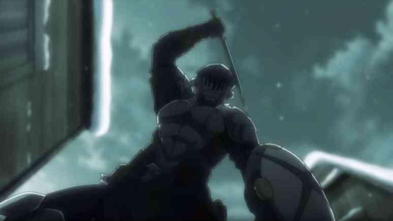 Key visual from the Goblin Slayer anime