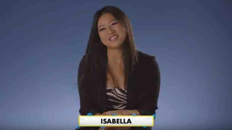 Isabella Wang On BB21