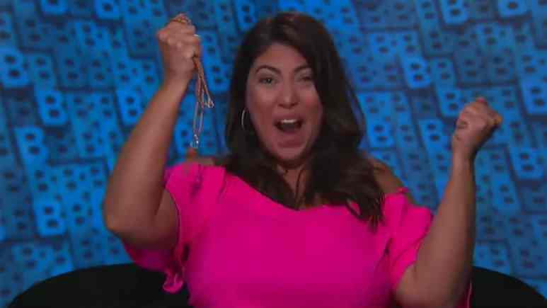 Jessica Milagros on Big Brother 21.