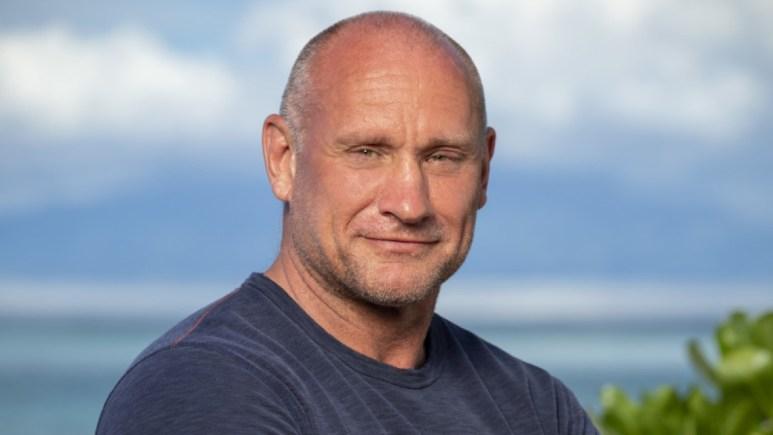 Tom Laidlaw On Survivor
