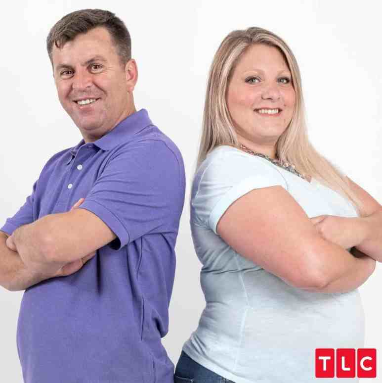 Mursel and Anna on Season 7 of 90 Day Fiance