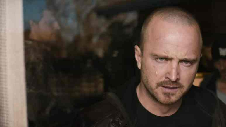 Aaron Paul in El Camino