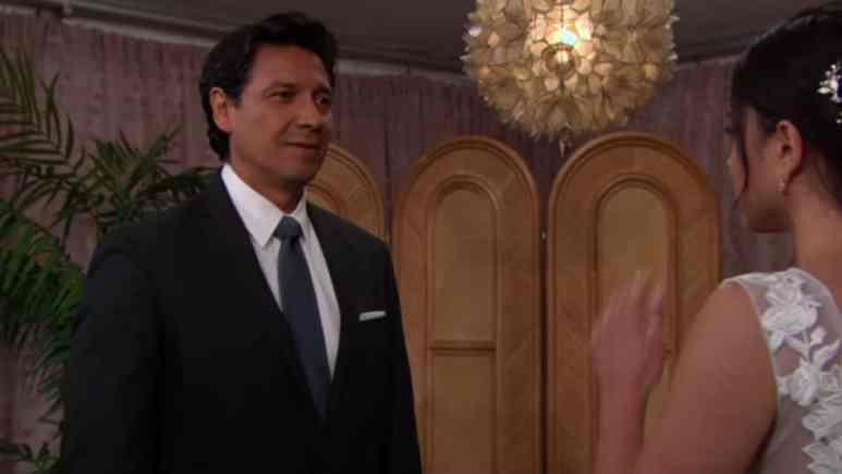 Jay Montalvo as Adrian on The Young and the Restless.