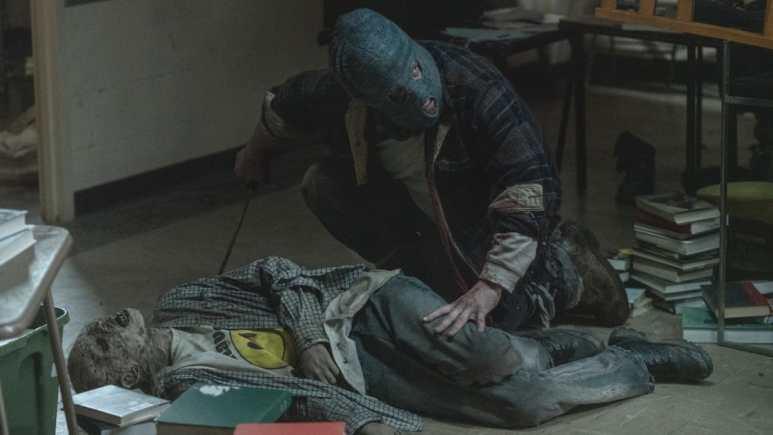 Beta, as seen in Episode 2 of AMC's 'The Walking Dead' Season 10