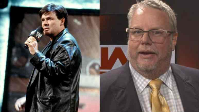 Eric Bischoff leaves WWE SmackDown, Bruce Pritchard replaces him as Executive Director