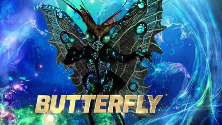 Butterfly The Masked Singer