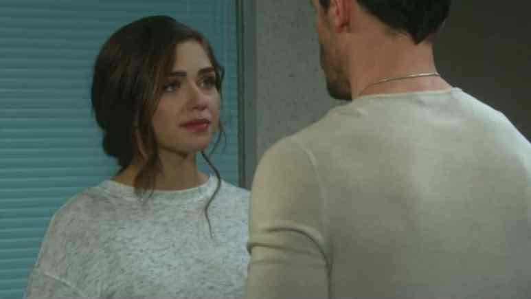 Victoria Konefal as Ciara on Days of our Lives.