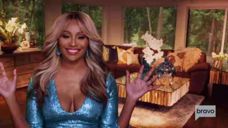 Cynthia Bailey on The Real Housewives of Atlanta