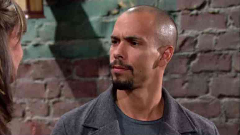 Bryton James as Devon on The Young and the Restless.