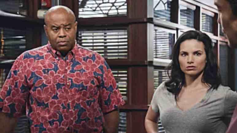 Katrina Law talks being the new girl on Hawaii Five-0