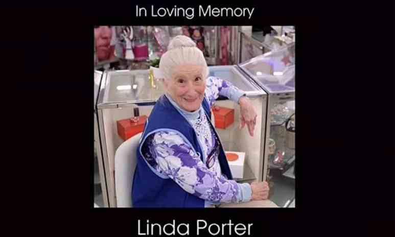 Linda Porter memorial