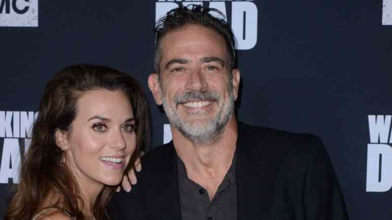 Hilarie Burton and Jeffrey Dean Morgan are married.