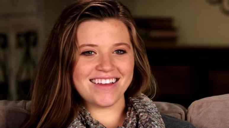 Joy-Anna Duggar during a Counting On confessional.