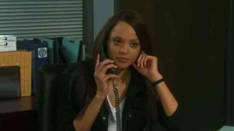 Sal Stowers as Lani on Days of our Lives.