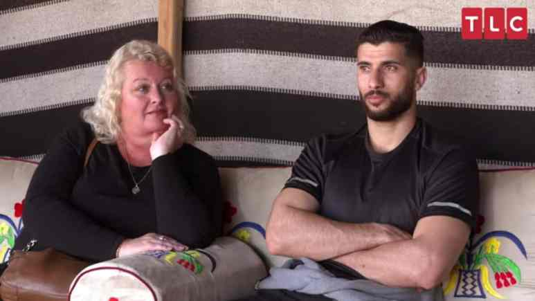 Laura and Aladin on 90 Day Fiance: The Other Way
