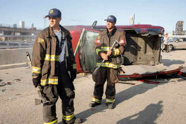 Chicago Fire Season 8 Episode 5 still