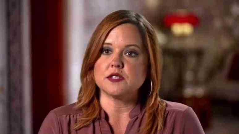Rebecca Parrot on 90 Day Fiance Before the 90 Days finale