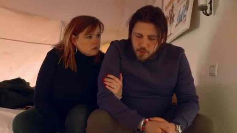Rebecca and Zied on 90 Day Fiance: Before the 90 Days