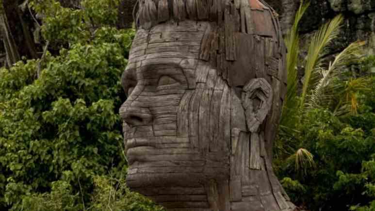 Rob Statue Survivor