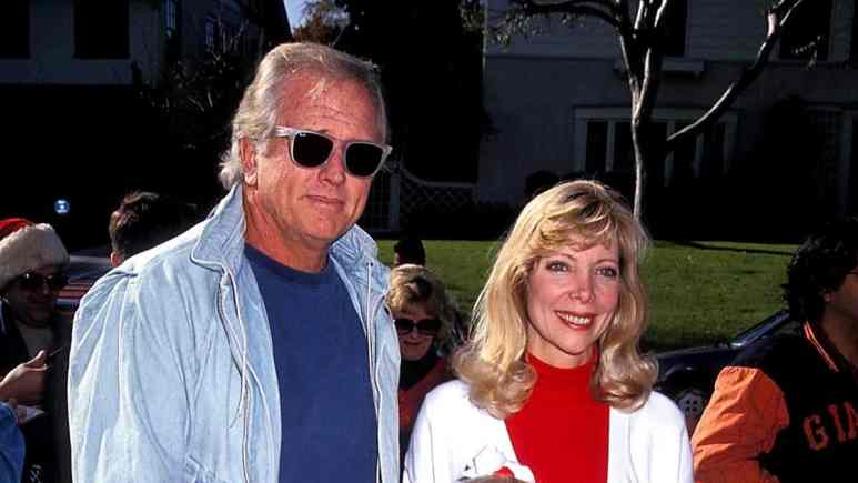 Tarzan actor Ron Ely and Valerie Lundeen