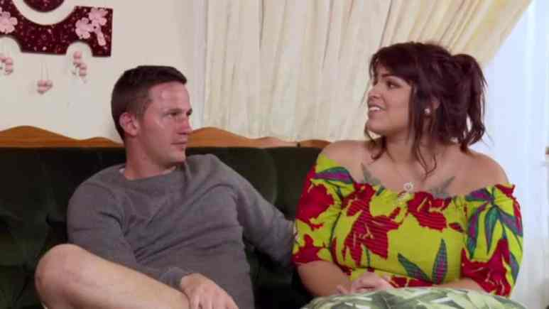 Ronald and Tiffany on 90 Day Fiance