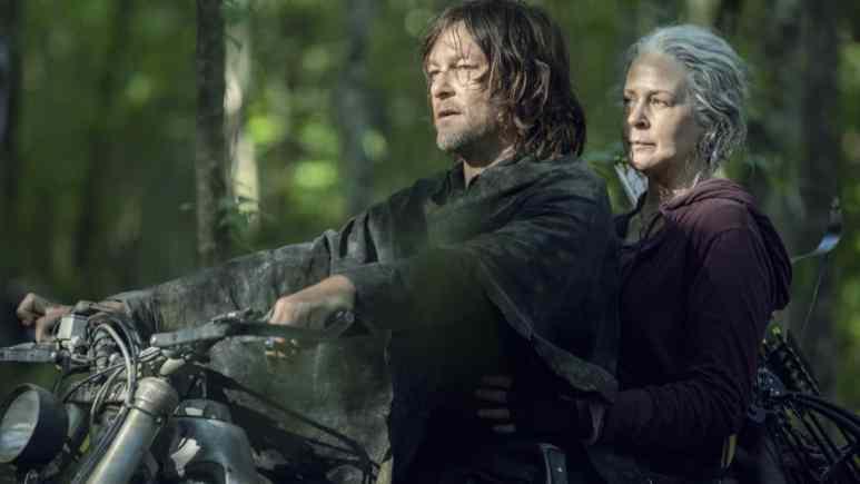 TWD Daryl And Carol