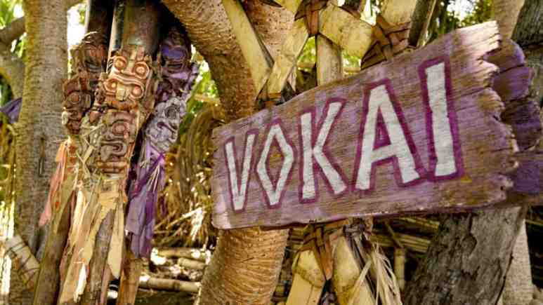 Vokai Tribe Sign