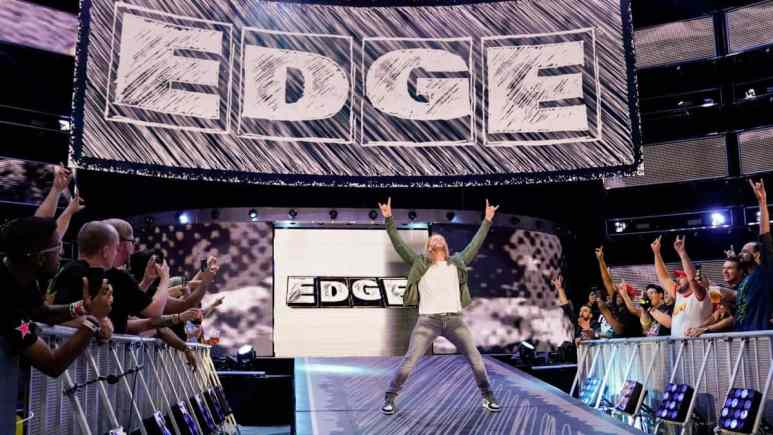 Edge rumored to be medically cleared to return to wrestling, signs new deal with WWE