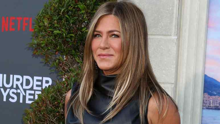 Actress and producer Jennifer Aniston
