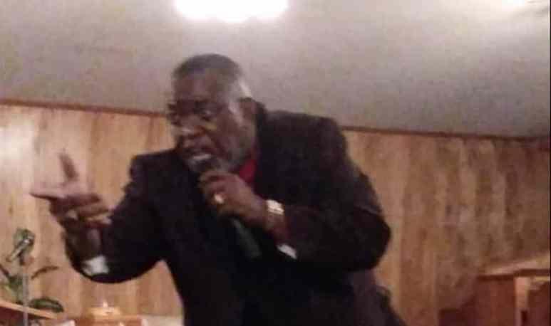 Pastor David E. Wilson